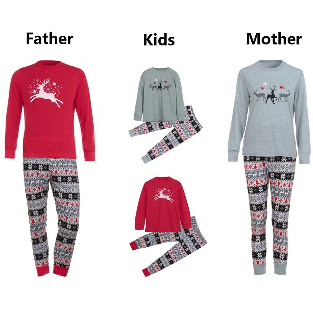 1d39baa87b Get Quotations · Family Matching Pajamas