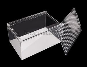New Acrylic Reptile Cage for tortoise keeping and display ACR series