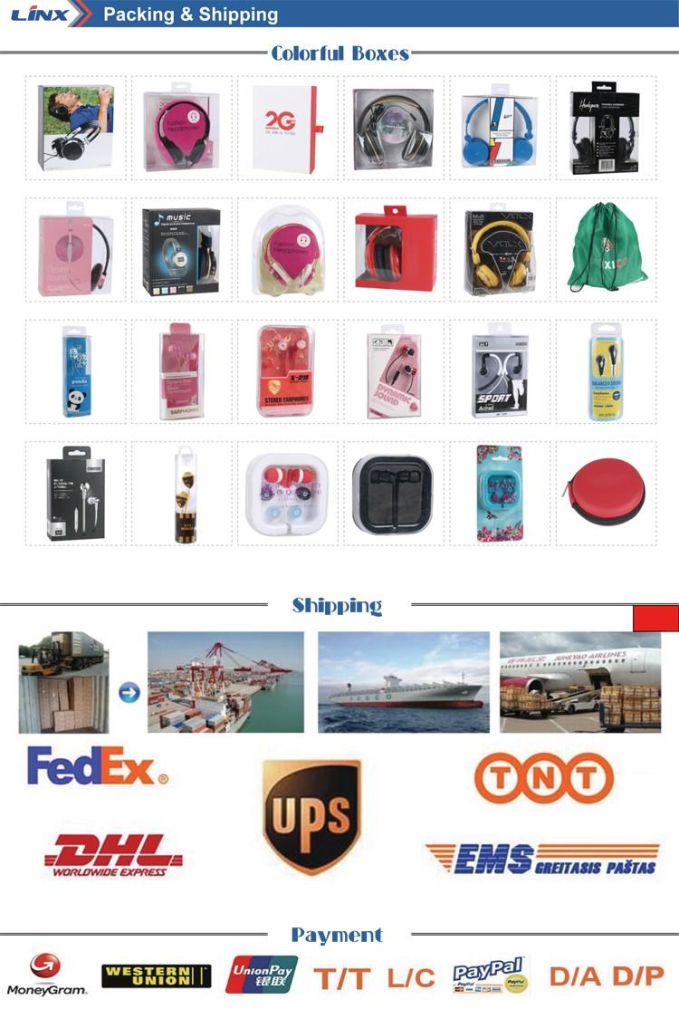 China manufacturer voice changer earphone fancy earphone mobile phone earphone