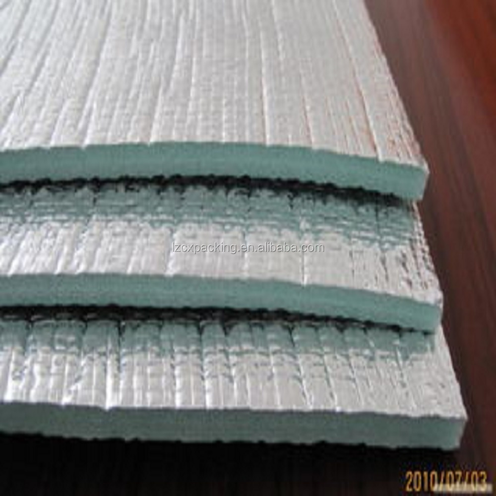 Aluminium Air Bubble Foil Thermal Insulation Material For