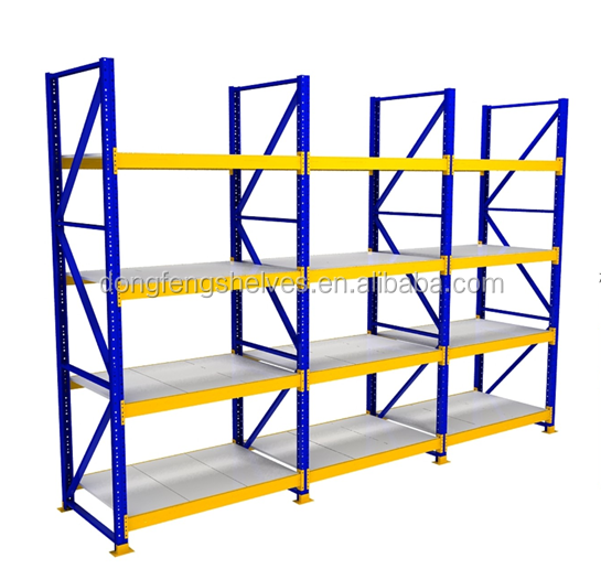 2016 High quality Heavy Duty Warehouse Rack System for Industrial Warehouse Storage