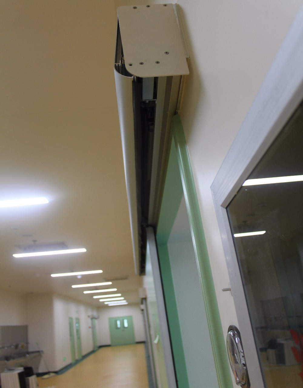 Airtight Automatic Doors Used In Clean Room