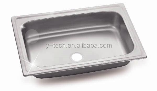 Wholesale Sinks Scrub Sink Insert Stainless Steel Kitchen Sink YK1420