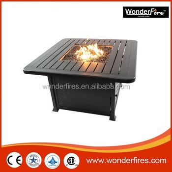 Feuergrube Tischaluminiumchat Tischheizungwärmer Feuerstelle Buy Feuerstelle,Terrasse Feuerstelle,Heizung Product on