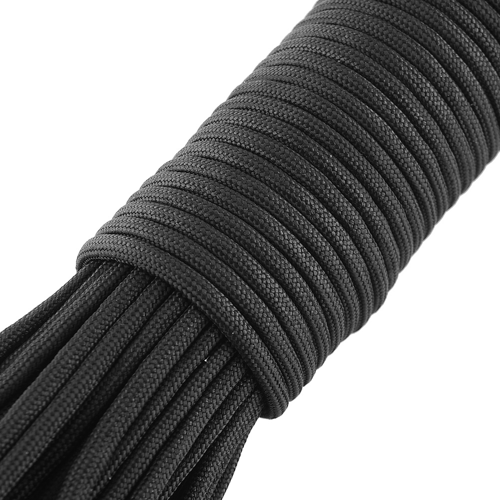 Parachute Cord Paracord 550 7 Core Strand 100FT Nylon Outdoor Survival Camping