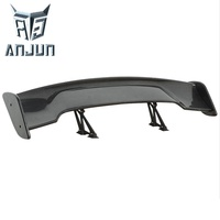 Anjun Auto ABS Adjustable Car Rear Wing Spoiler Universal 3D GT