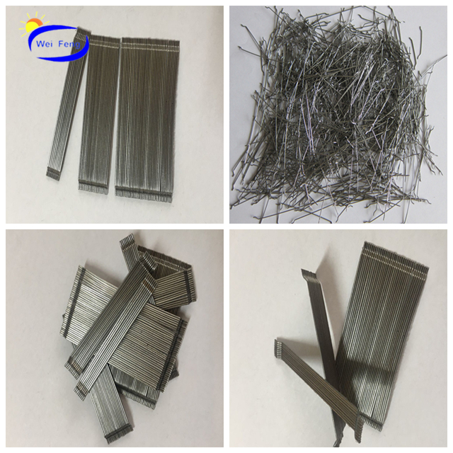 Factory direct sale steel fiber for composite slab Free Sample