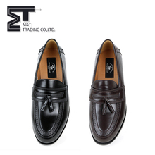 Custom Men Leather Shoes Men Casual Dress Loafer Shoes Made In China
