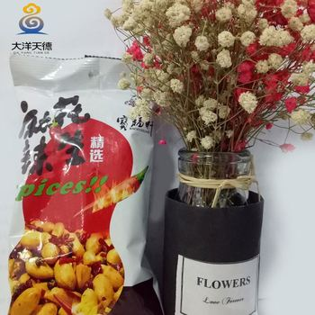 wholesale snack food cheap spicy peanuts china factory
