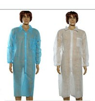 Lightweight Disposable Chemical Protecive Clothing(3)