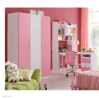 children furniture cheap corner bedroom wooden baby wardrobe design