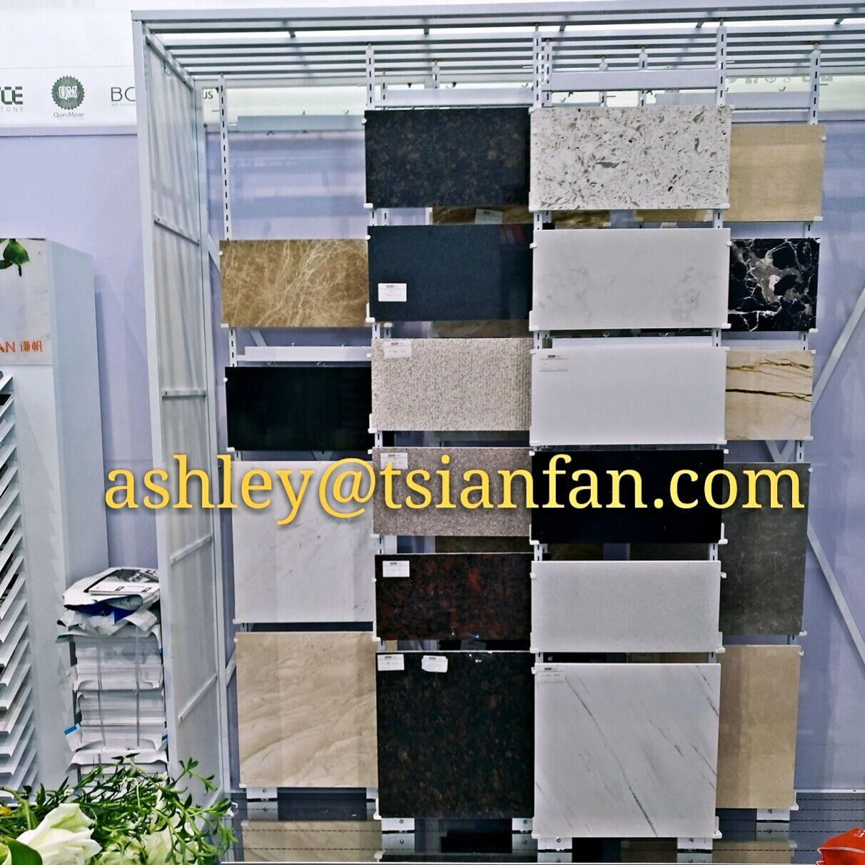 New arrival adjustable display for tile flooring