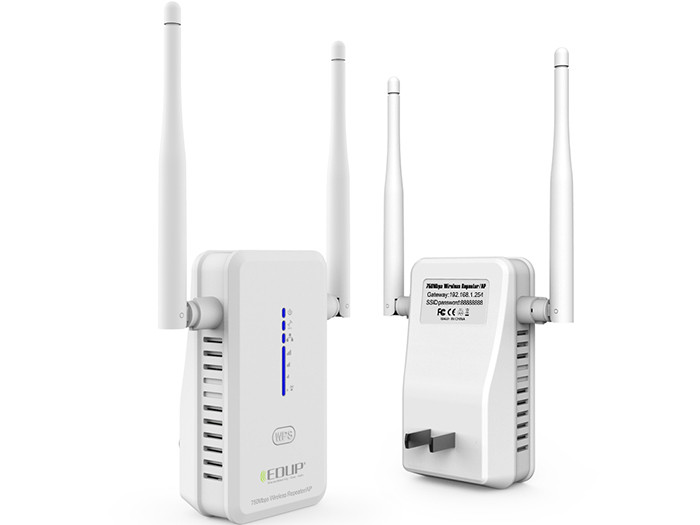 5 Ghz Wifi Repeater 220 V 750 Mbps AC Dual Band Wireless Repeater