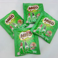Milo Chocolate Bar Size 5 G.pack24