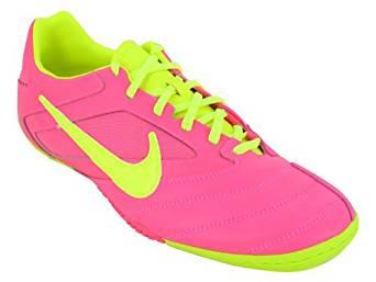 6b5867df7 Get Quotations · Nike Men's NIKE NIKE5 ELASTICO PRO INDOOR SOCCER SHOES 9  Men US (PINK FLASH/