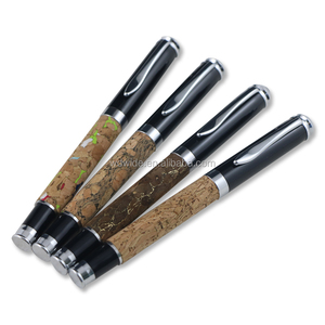 Eco friendly promotional custom bamboo stylus pen
