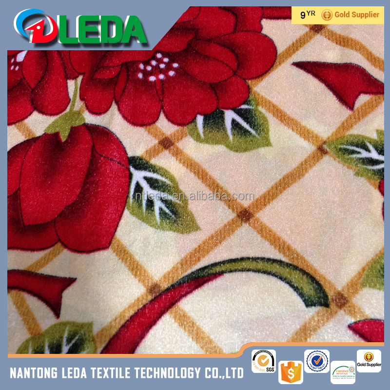 New style hot sale cloth weft knitted fabric names