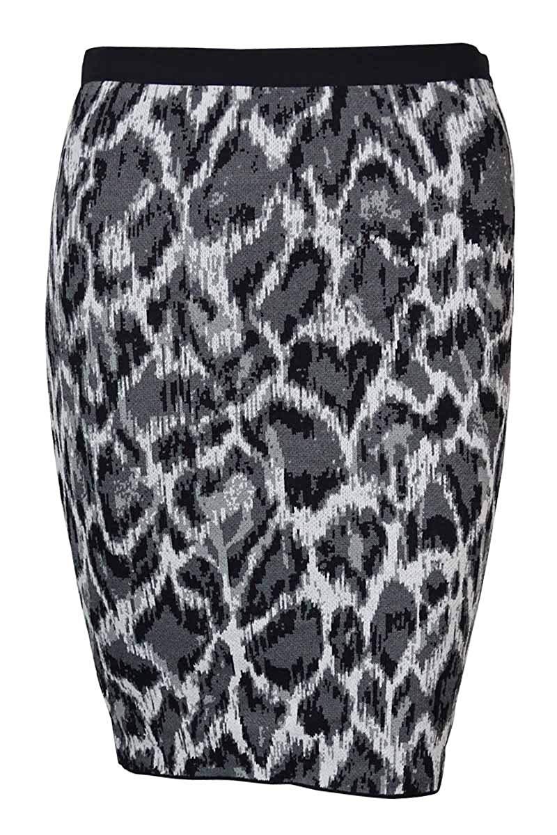 RACHEL Rachel Roy Women's Snakeskin-Print Pencil Skirt