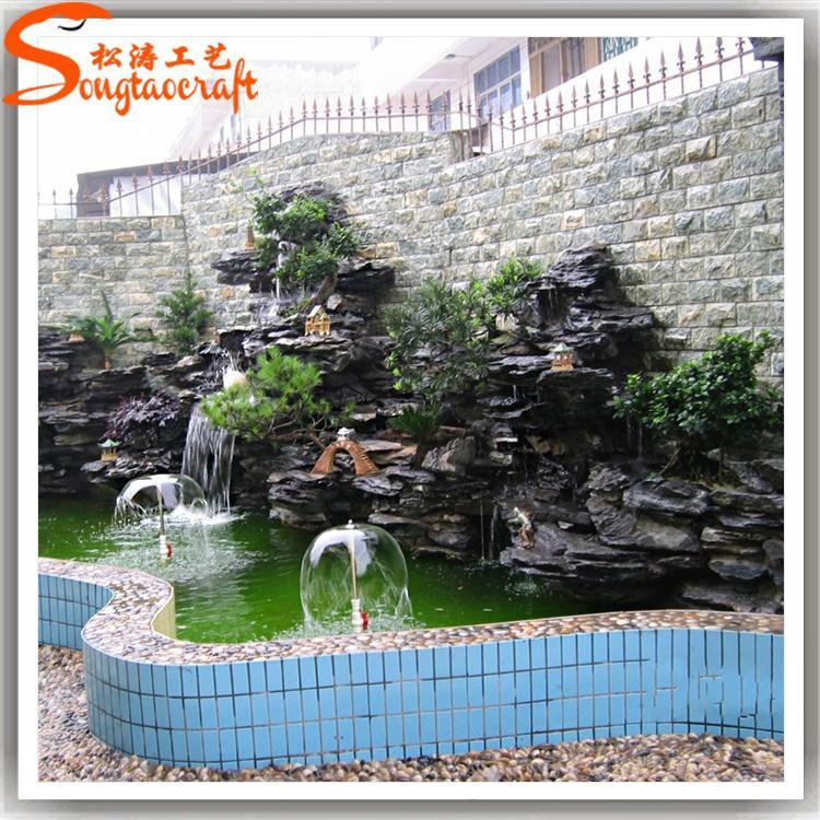 2015 el diseño único y elegante jardín decorativo de pared pizarra ...