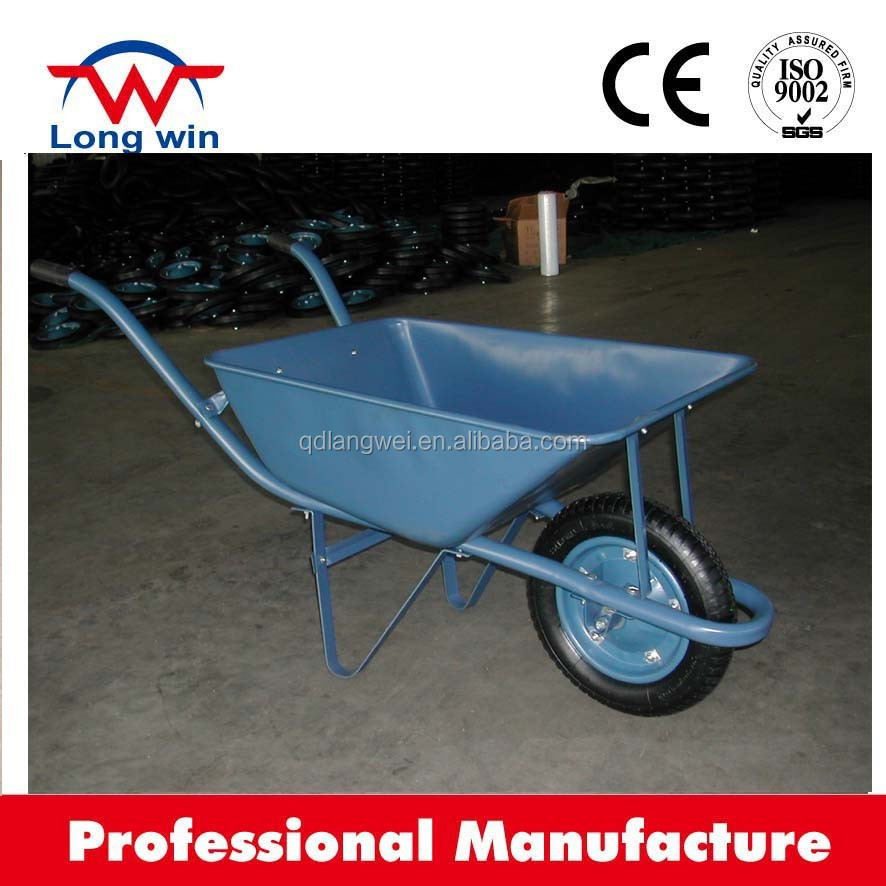 wheel barrow rubber wheel wb5008