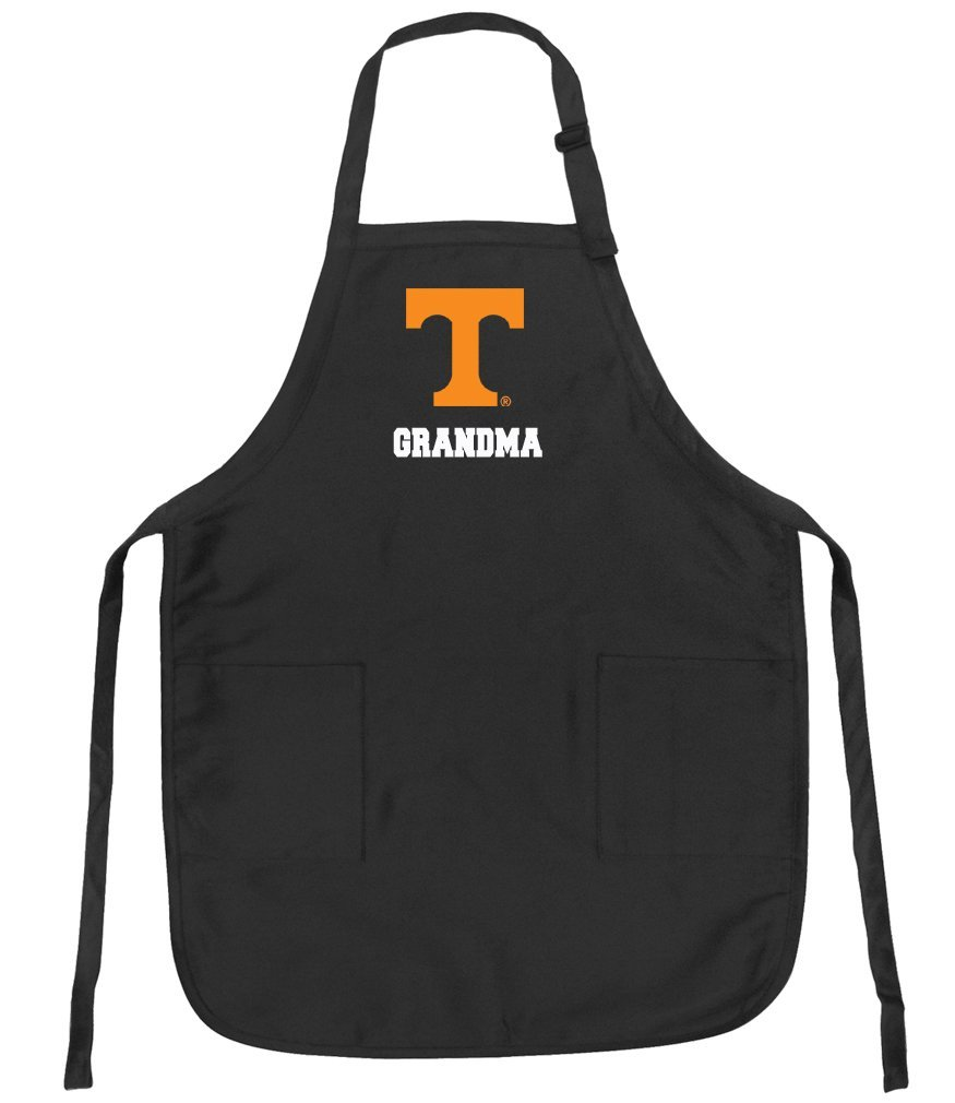 Official University of Tennessee Grandma Aprons Deluxe Tennessee Grandma Apron w/ Pockets
