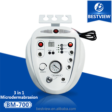 3 in 1 professional microdermabrasion machine