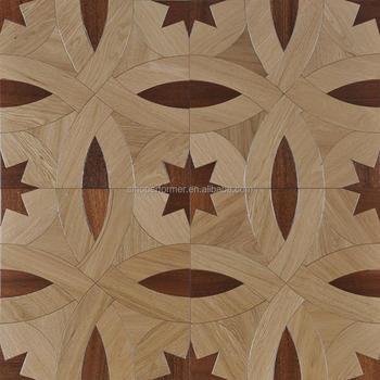 Cheap Parquet Flooring Oak Versailles Parquet Flooring From China
