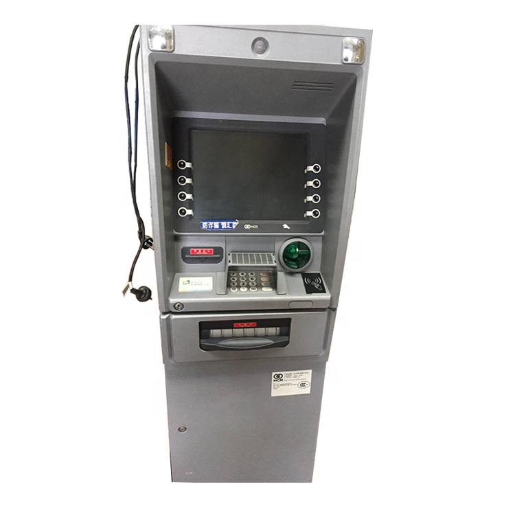 NCR ATM machine 6625 6622 6626 trekken geld ATM machine cash out ncr 5877 6636 6635 complete machine