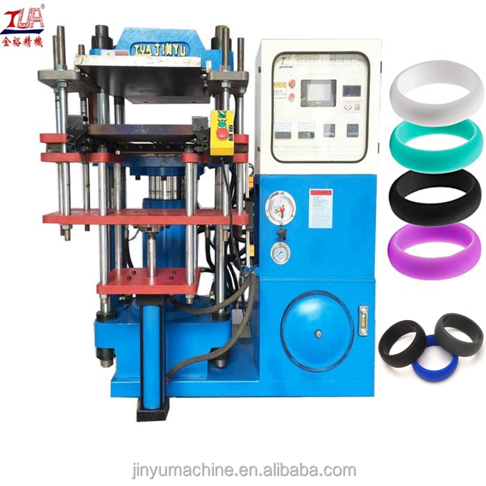 high quality silicone wedding rings making machine