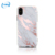 Custom 2017 smart parts cell phone case accessory print glitter plastic light mobile back cover for iphone 10 cases