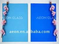 3mm-12mm Blue Glass with CE & ISO certificate ( dark blue & light blue )