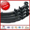 Truck Suspension bike wagon cargo trailer truck suspensions