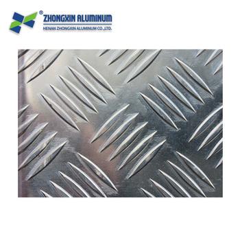Verrassend Aluminium Traanplaat Voor Anti- Slip Vloer In Auto' S,Lichte Rails EB-23