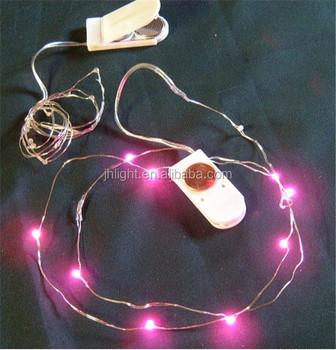 newest 5c6a8 f38b0 100pcs/lot Cr2032 Button Battery Operated String Led Light 2m 20 Tiny Led  Lights/rice Led String Light Button Battery Operated - Buy Button Battery  ...