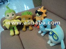 Thailand Royal Flora's plush toy