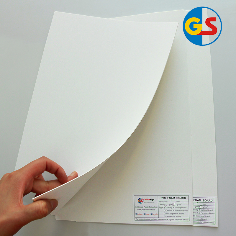 hot slaes 4x8 feet Pvc Foam Sheet For furniture
