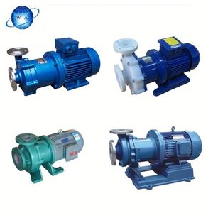 WATL electrical High quality open impeller Chemical industry Centrifugal pumps