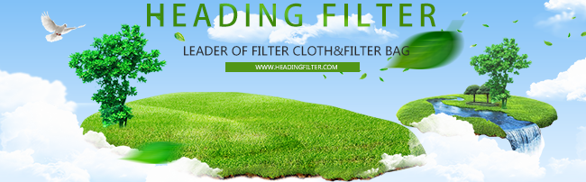 China Heading PTFE high temperature filter cloth Nonwoven needle felt for dust collector and filter bag