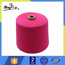 Wholesale high quality 100% cotton yarn for knitting machine