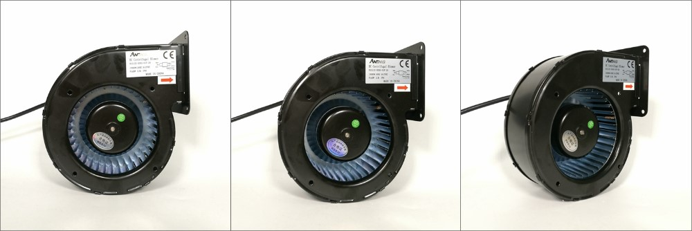 Waterproof Solar Powered Small 12v 24v 48v Dc Ventilation Fan For Air  Blowing U0026 Suction