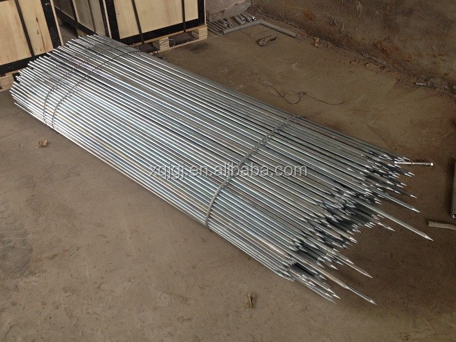 Hot Dip Galvanized Sectional Ground Rod/mild Steel Earth Rod/pole Line Hardware - Buy Hot Dip Galvanized Sectional Ground Rod/mild Steel Earth Rod/pole Line ... : sectional ground rod - Sectionals, Sofas & Couches