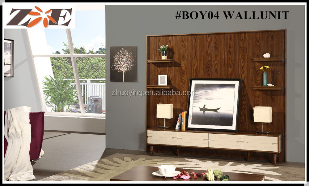 Modern Living Room Furniture Lcd Tv Unit Tv Stand Tv