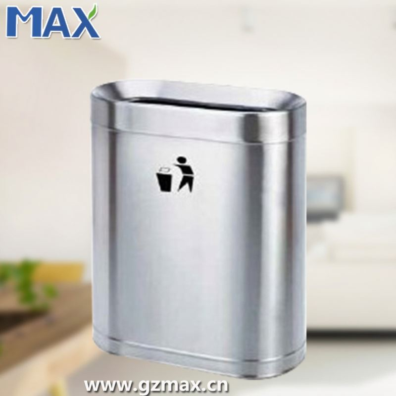 separate waste collection medical 2 in 1 office bin recycle donation bin