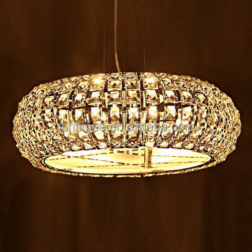 Wholesale crystal pendant lamp with UFO Lampshade appearance ...