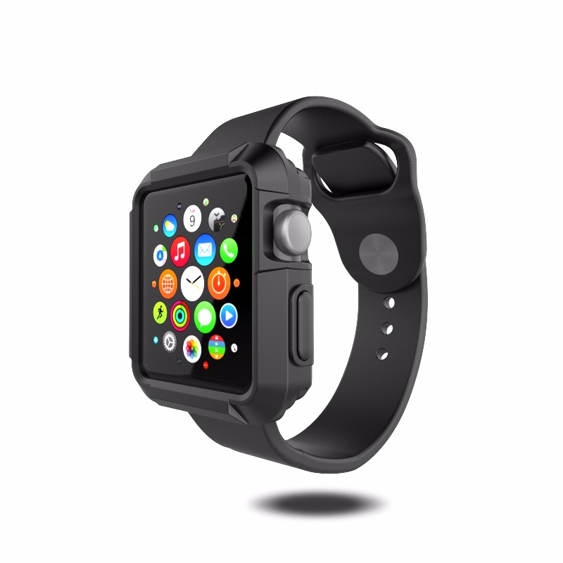 Armor TPU Case For Apple Watch Scratch-resistant shockproof case