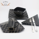 Black Casual 16 Piece Tableware Sets Dinnerware