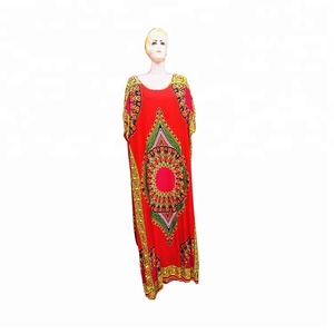 Islamic Clothing African Design Abaya For Muslim Dress Dubai Kaftan