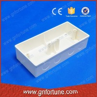 PVC Electrical Boxes Power Junction Boxes for Pipe