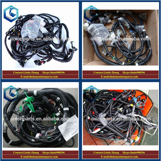 HTB1.HfVGFXXXXaJXVXXq6xXFXXXR genuine pc300lc pc300 6 external wiring harness excavator cabin cucv cabin wiring harness at gsmx.co