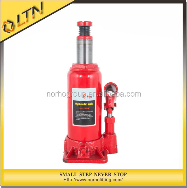 12T Hydraulic Bottle Jack&Car bottle Jack W/ CE GS/TUV W/ Safety Valve
